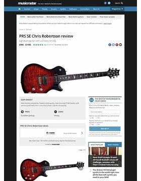 SE Chris Robertson Signature