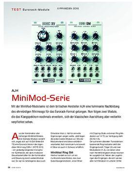 AJH Minimod