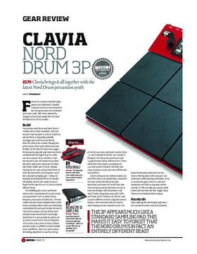 Clavia Nord Drum 3P