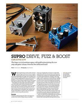 Supro 1305 Drive
