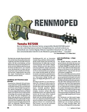 Yamaha RS720B