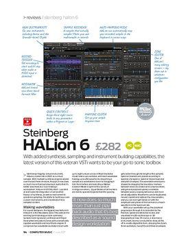 Halion 6 EDU