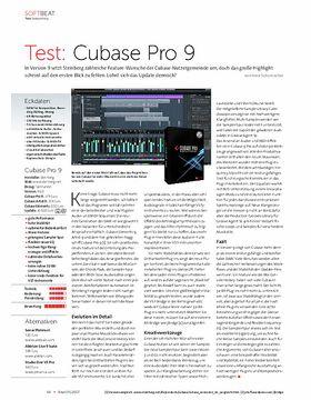 Cubase Pro 9