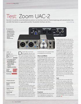 Zoom UAC-2, Aston Halo, Røde VideoMic Me