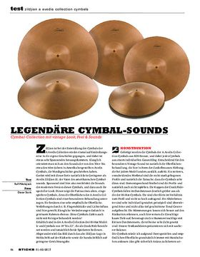 Zildjian A Avedis Collection Cymbals