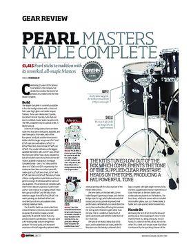 Masters Maple Compl. Fus. #339