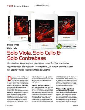 Chris Hein Solo-Strings