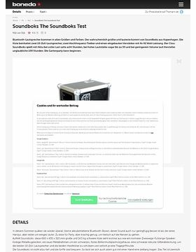 Soundboks The Soundboks