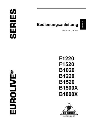 Manual in Deutsch