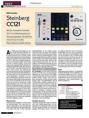 KEYS Steinberg CC121