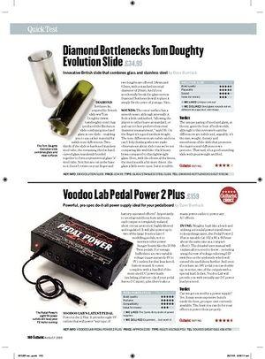 Guitarist Voodoo Lab Pedal Power 2 Plus