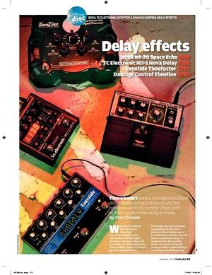 Guitarist Eventide Timefactor