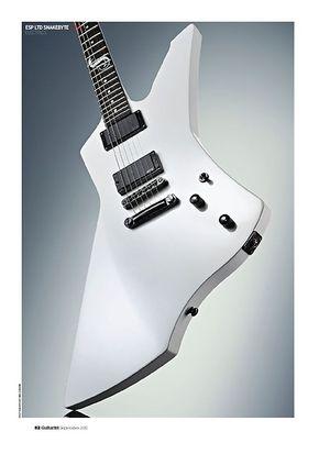 Guitarist ESP LTD SnakeByte