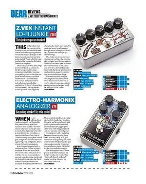 Total Guitar Electro Harmonix Analogizer