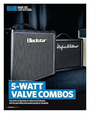Total Guitar BLACKSTAR HT-5R