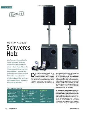 Soundcheck The-Box-TA-Power-Bundle