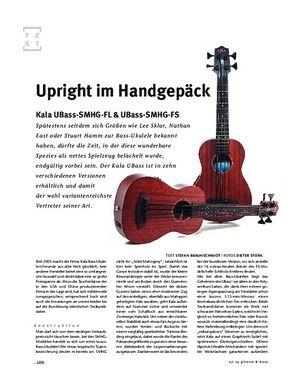 Gitarre & Bass Kala UBass-SMHG-FL & UBass-SMHG-FS