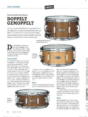 DrumHeads Tama Soundworks Snares