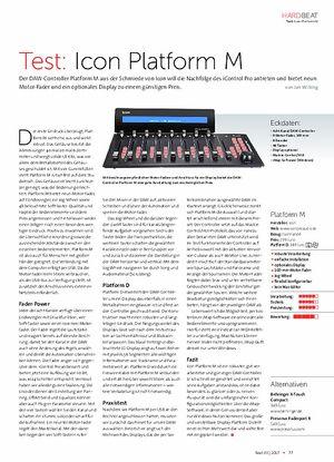 Beat Icon Platform
