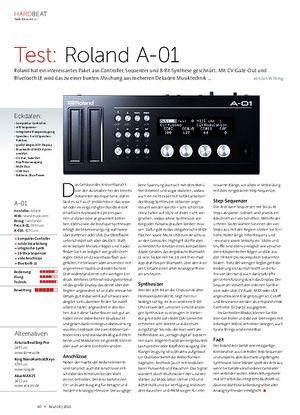 Beat Roland A-01