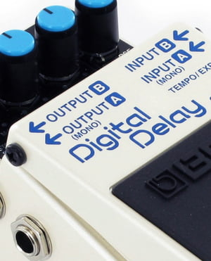 Delay-/Echoeffekte