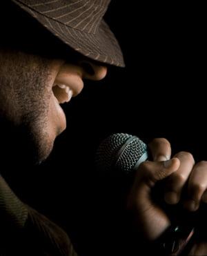 Live-Gesangsmikrofone