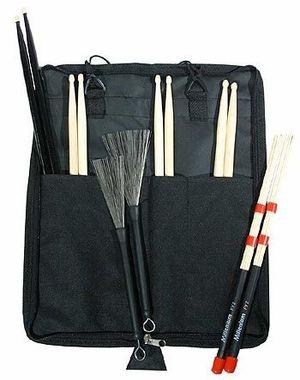 Sickbag mit verschiedenen Sticks