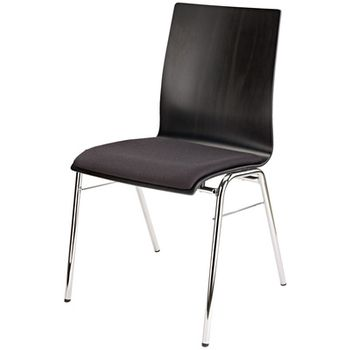 K&M 13415 Stackable Chair B-Stock