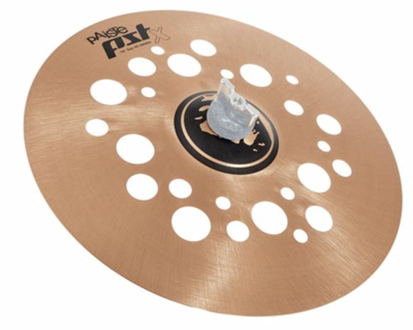 "12"" PSTX DJs 45 Crash Paiste"