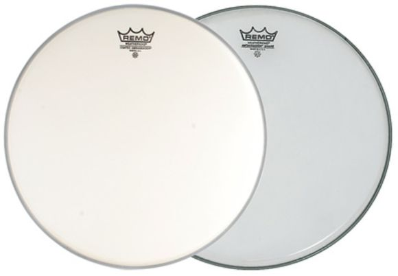 "14"" Ambassador Coated Set Remo"