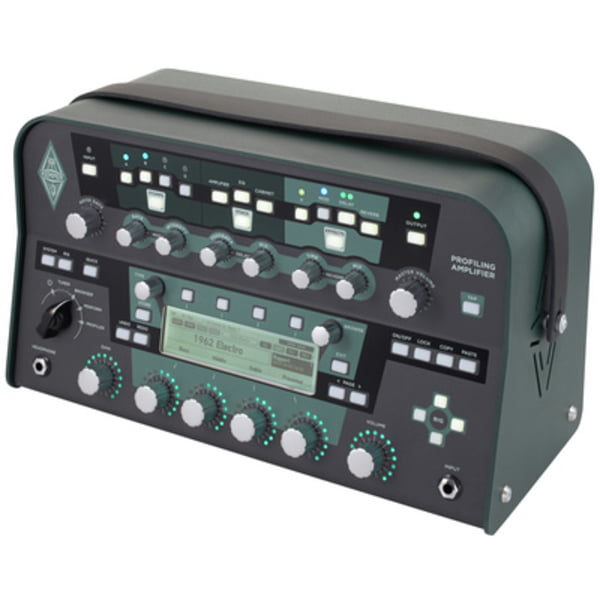 Kemper Profiling Amplifier Head BK