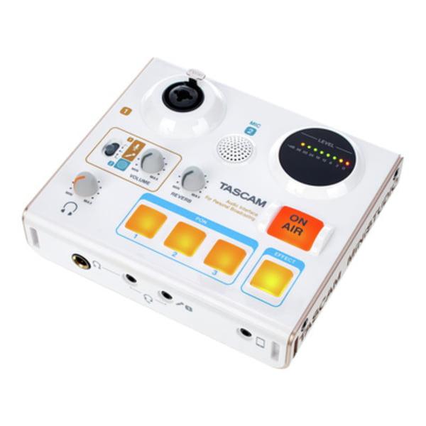Realistic Tascam Ministudio Personal Us-32 Pro Audio Equipment Usb Audio Interface Musical Instruments & Gear