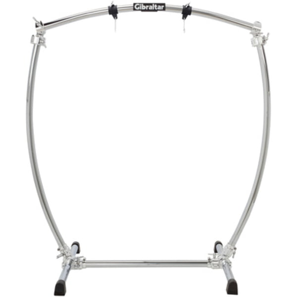 Gibraltar GCSCG-L Gong Stand Curved