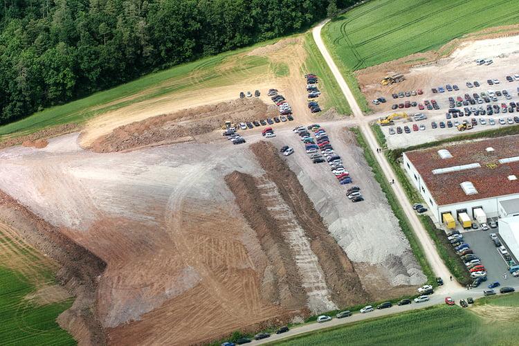 Construction Site 2005