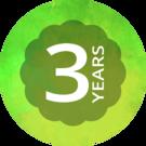 3 jaar Thomann garantie