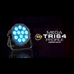 ADJ Mega TRI64 Profile