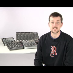 Phonic AM Series Mixer