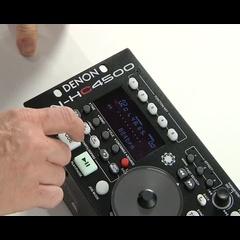 DENON DN-HC 4500 DJ-Media Controlle