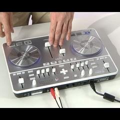 Vestax Spin DJ-Controller