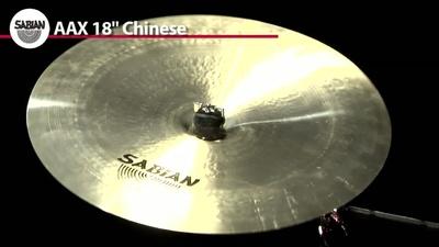 Sabian AAX Serie 18