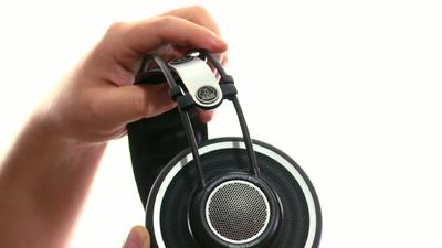 AKG K 702 High End Referenz Kopfhörer
