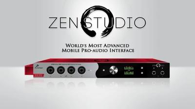 Antelope Zen USB Interface