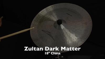 Zultan 18 China Dark Matter