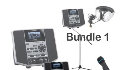 Boss JS-10 Bundle