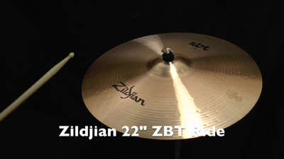 Zildjian ZBT Serie 22 Ride