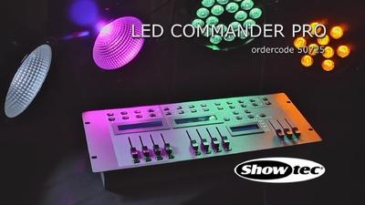 Showtec LED Commander Pro