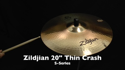 Zildjian 20 S Serie Thin Crash