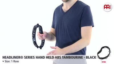 Meinl HTBK Hand Held Tambourine