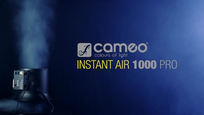 Cameo Instant Air 1000 Pro