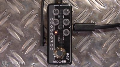 Mooer Micro PreAMP 003 Power-Zone